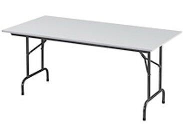 Tables pliantes Rico 160 x 80 cm décor gris clair