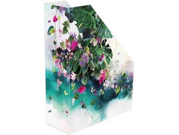 Tropical dream, Porte magazines 25 x 10 x 31 cm - A motifs - Lot de 4