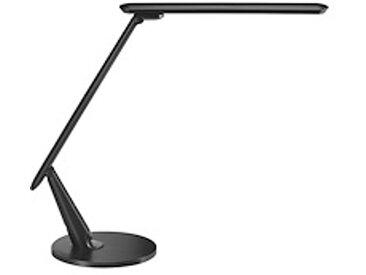 Lampe de bureau faible consommation entièrement pliable - noir