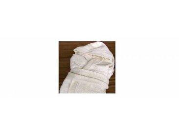 MondoArreda Wellness - Peignoir avec capuche en éponge pur coton pour hôtel, auberge b&b,; Spa