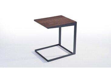 TABLE D'APPOINT DESIGN NOYER ET NOIRE - FUZZ