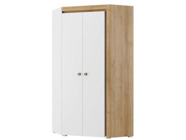 Armoire d'angle ado designs scandinave - Toby
