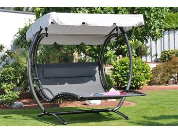 BALANCELLE DE JARDIN 2 PLACES - DUO SWING XXL