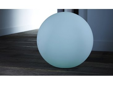 BOULE LUMINEUSE RONDE MULTICOLORE À LED - Ø 40 CM