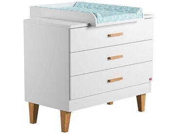 Commode à langer 3 tiroirs - Lounge Vox