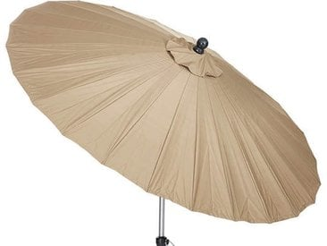 PARASOL INCLINABLE TAUPE Ø 250 CM - TONKIN