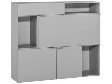 Meuble bar design gris - 4You
