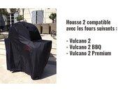 HOUSSE DE PROTECTION POUR FOURS EXTERIEURS VULCANO