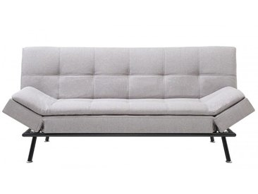 Sofa moderne gris convertible - Plymouth