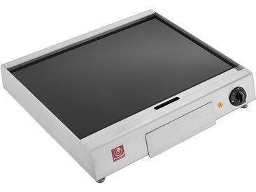 Plancha électrique vitrocéramique et inox - Watt Pro