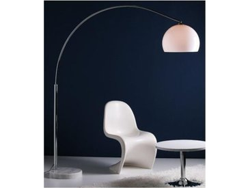 LAMPADAIRE ARC BLANC XL
