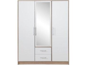 Armoire dressing 3 portes style contemporain - Finland