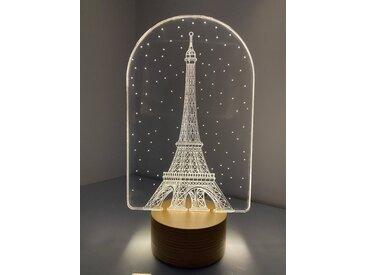 Lampe Bulbing TOUR EIFFEL PARIS 3D