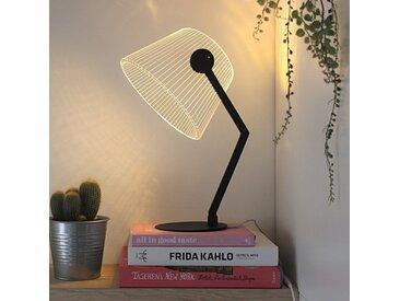 Lampe Bulbing BLACK ZIGGY 3D Lumière Led