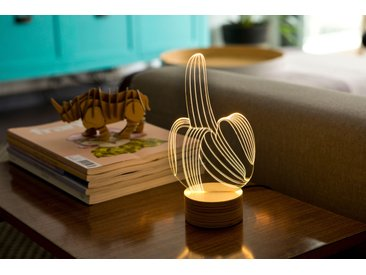 Lampe Bulbing BANANA 3D À Lumières Led