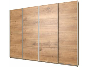 Stylefy Amadora Armoire a portes coulissantes Chene