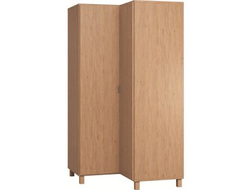 Stylefy Simplica IV Armoire d'angle Chene Chene
