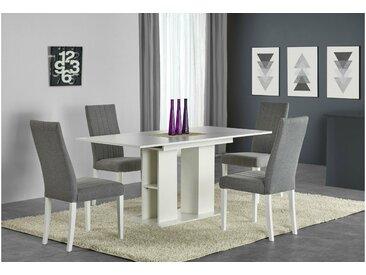 Stylefy Kornel Ensemble Table a Manger Blanc Gris