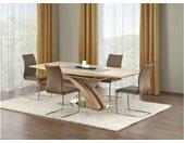 Sandor Table salle a manger Sonoma Chene
