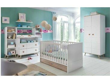 Stylefy Estelle Ensemble de chambre d'enfant Blanc