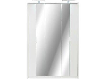 Stylefy Elvas Armoire a portes battantes Blanc