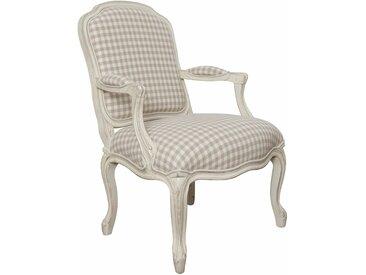 Stylefy Verona Chaise en bois Bouleau Creme