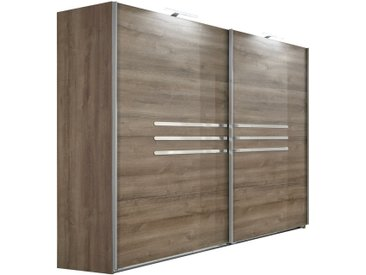Stylefy Louise Armoire a portes coulissantes Chene
