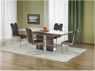 Stylefy Ensemble Table Lord Brune + 4 Chaises K184