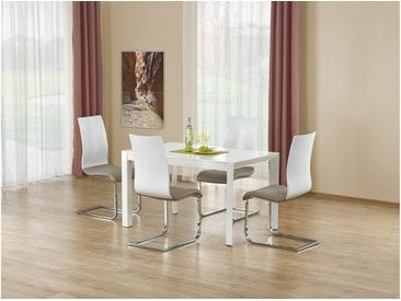 Stylefy Stanford Table salle a manger 130÷250x80x75