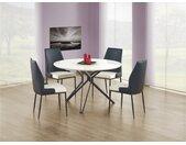 Pixel Table salle a manger Blanc O120x76