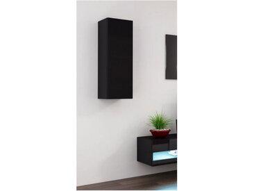 Colonne SET, noir ou blanc 90cm - Noir