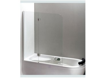 Pare baignoire KIRUMO 120x150 cm - Gauche