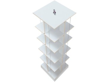 Moormann Buchstabler M - Tour à livres - blanc (FU) - L