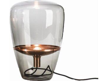 Brokis Lampe de table Balloon  - gris - Cuivre - M