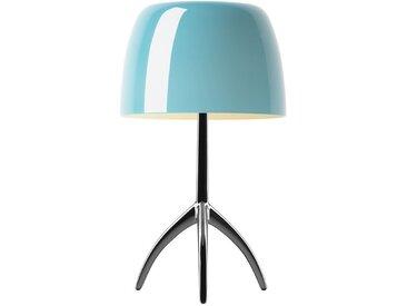 Foscarini Lampe de table Lumiere grande - non dimmable - turcèse - Aluminium