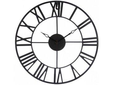 Horloge Dali Noire