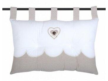 Tête de lit (70 cm) Lyna Taupe clair