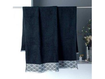 Serviette de bain (90 x 150 cm) Goldy Noire