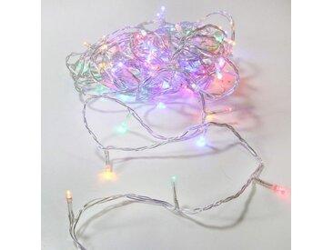 Guirlande lumineuse Timer 50 m Multicouleur 500 LED CT