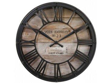 Horloge Vintage Marron
