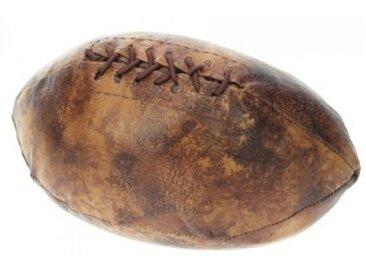 Bloc-porte Ballon rugby Marron