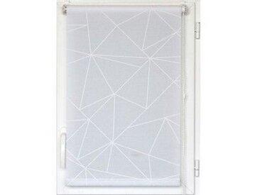 Store enrouleur tamisant Uni (45 x 180 cm) Blanc