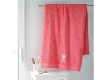 Serviette de bain (90 x 150 cm) Talisman Corail