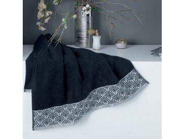 Serviette de bain (70 x 130 cm) Goldy Noire