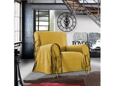 Housse de fauteuil Stella Jaune