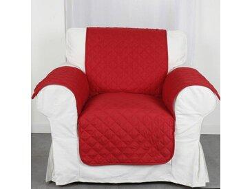 Protège fauteuil Club Rouge