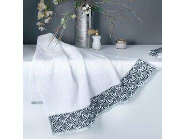 Serviette de bain (70 x 130 cm) Goldy Blanche