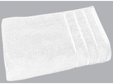 Serviette de bain (70 x 130 cm) Callisto Blanc neige