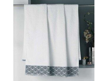 Serviette de bain (90 x 150 cm) Goldy Blanche