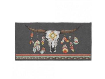 Tapis multi-usage (115 cm) Indian Folk Multicolore